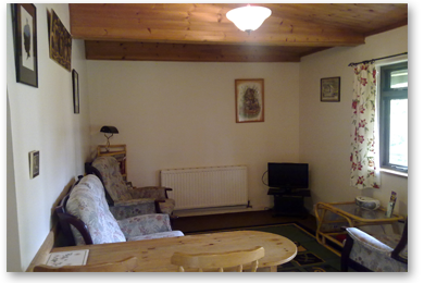 Holly Lodge - Sitting Room