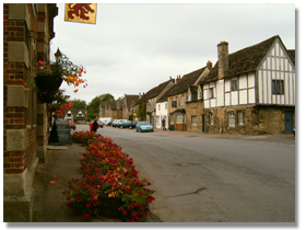 National Trust - Lacock Village